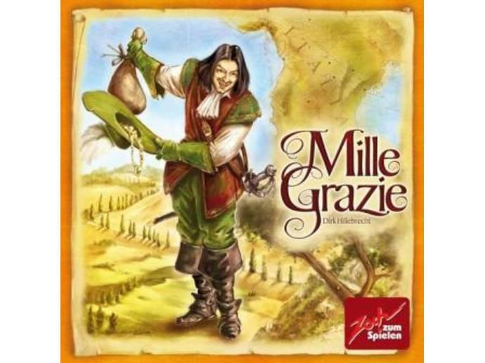 ミレ・グラツィエ(Mille Grazie)