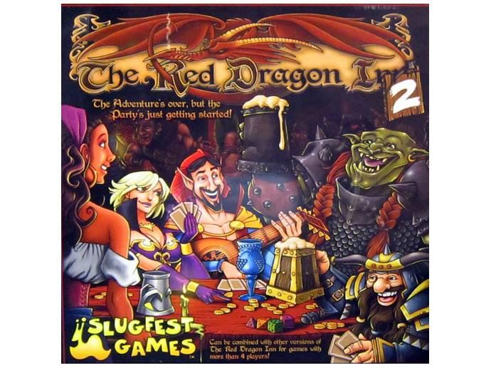 レッドドラゴン・イン2(The Red Dragon Inn 2)