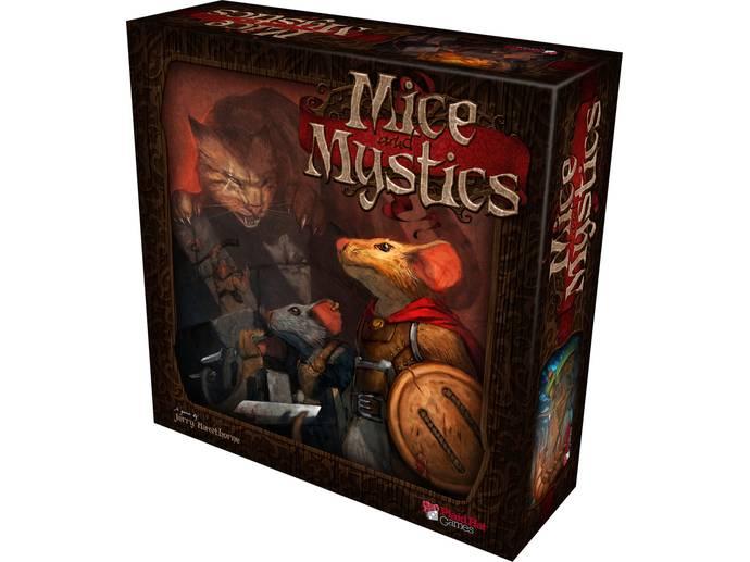 マイス&ミスティクス(Mice and Mystics)