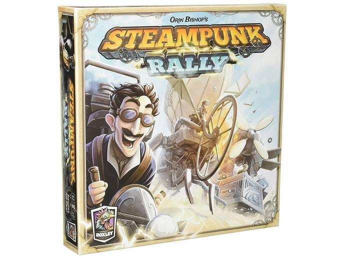 スチームパンク・ラリー(Steampunk Rally)