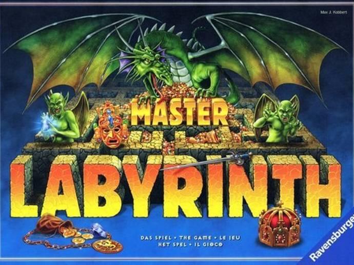 マスターラビリンス(Master Labyrinth)