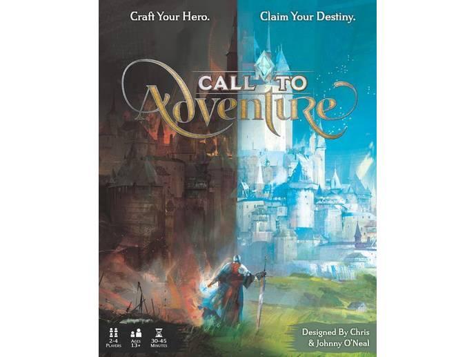 コール・トゥ・アドベンチャー(Call to Adventure)