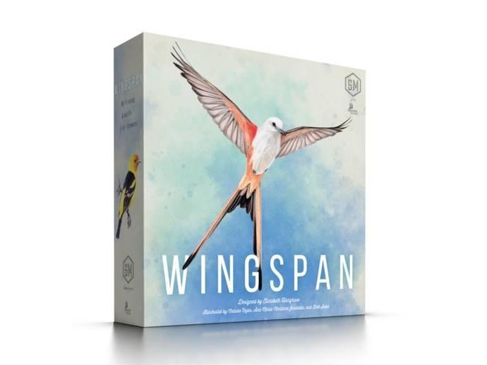 ウィングスパン(Wingspan)