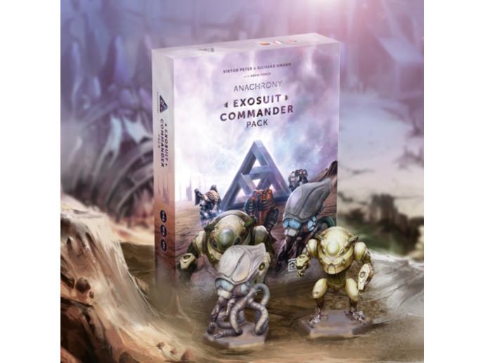 アナクロニー:エグゾスーツコマンダーパック(Anachrony: Exosuit Commander Pack)