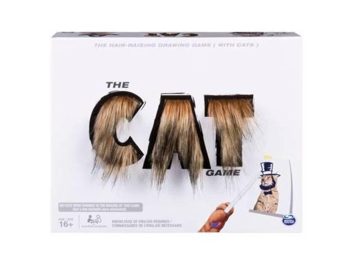 ザ・キャット・ゲーム(The Cat Game)