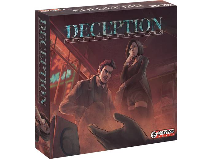 CS-Files 犯罪現場 / ディセプション(Deception: Murder in Hong Kong)
