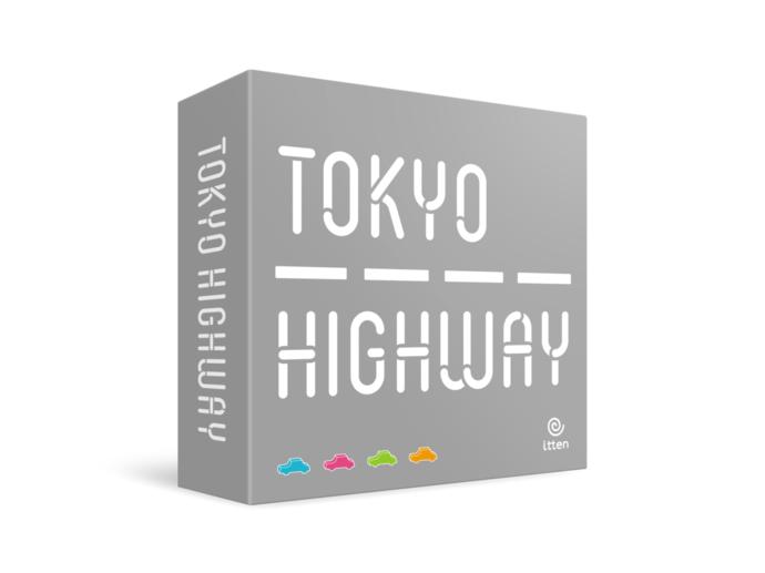 トーキョー・ハイウェイ 4プレイヤーバージョン(Tokyo Highway 4 Player Version)