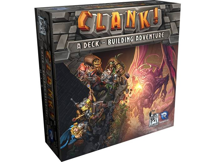 クランク!(Clank!: A Deck-Building Adventure)