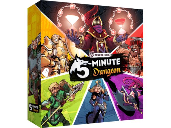 ファイブミニット ダンジョン(5-Minute Dungeon)