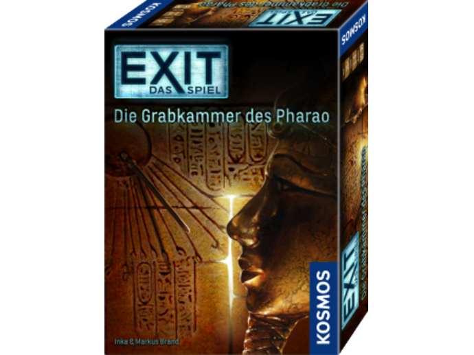 脱出:ザ・ゲーム ファラオの玄室(EXIT: Die Grabkammer des Pharao)