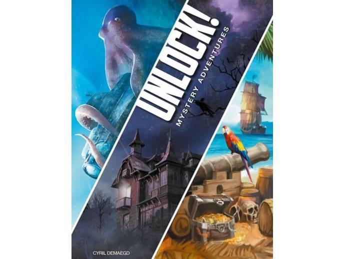 アンロック!:ミステリーアドベンチャー(Unlock! Mystery Adventures)