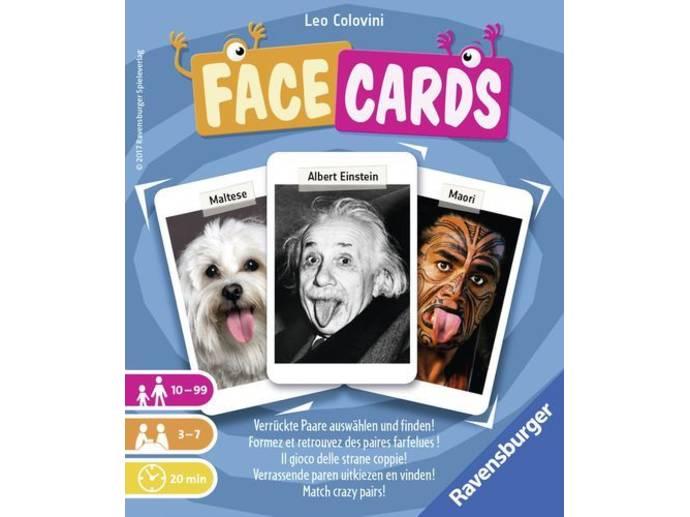 フェイスカード(Facecards)