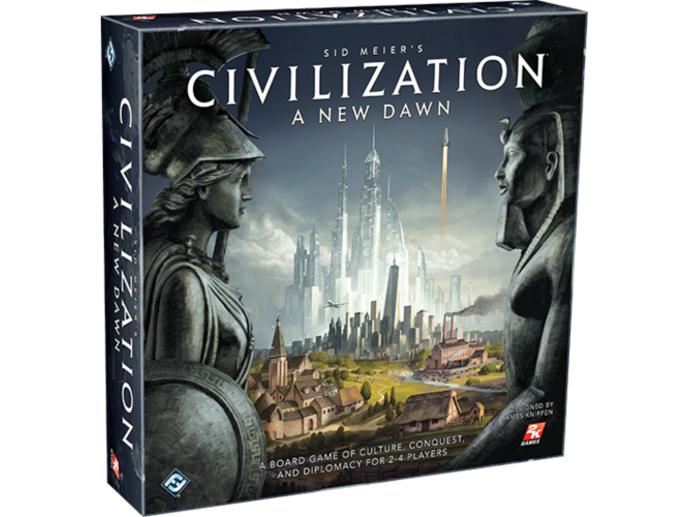 シヴィライゼーション:新たな夜明け(Sid Meier's Civilization: A New Dawn)