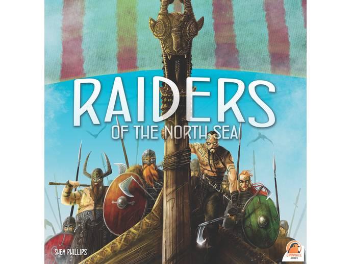 北海の侵略者(Raiders of the North Sea)