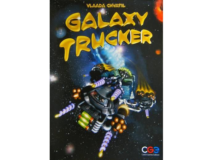 ギャラクシートラッカー(Galaxy Trucker)