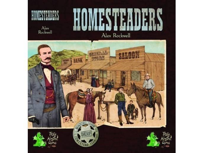 ホームステッダー(Homesteaders)