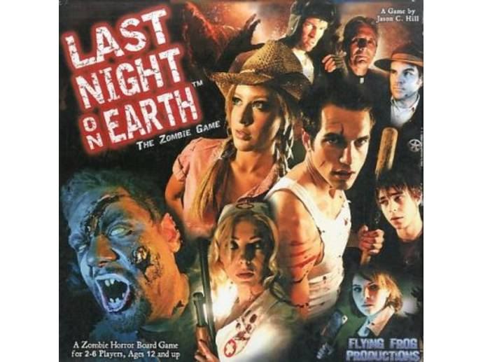 ラストナイト・オン・アース(Last Night on Earth: The Zombie Game)
