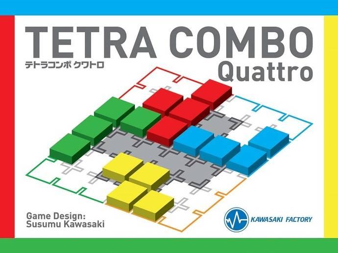 テトラコンボクワトロ(Tetra Combo Quattro)