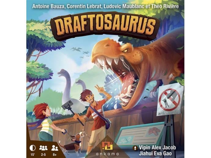 ドラフトザウルス(Draftosaurus)