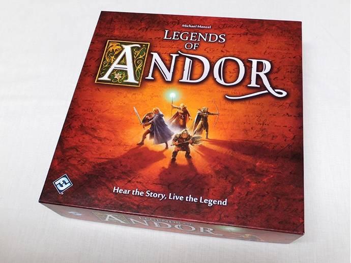 アンドールの伝説(Legends of Andor)