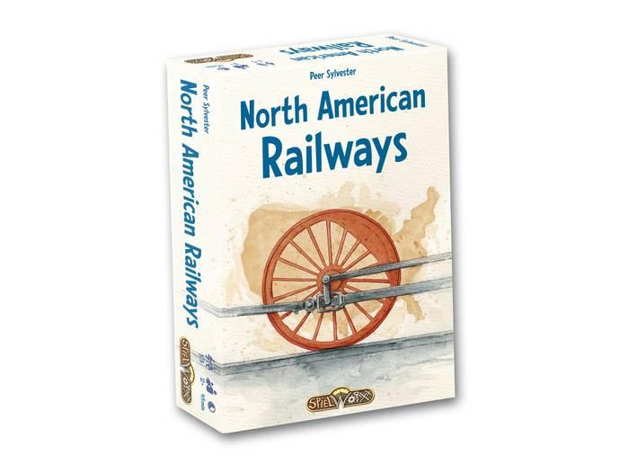 北アメリカ鉄道(North American Railways)