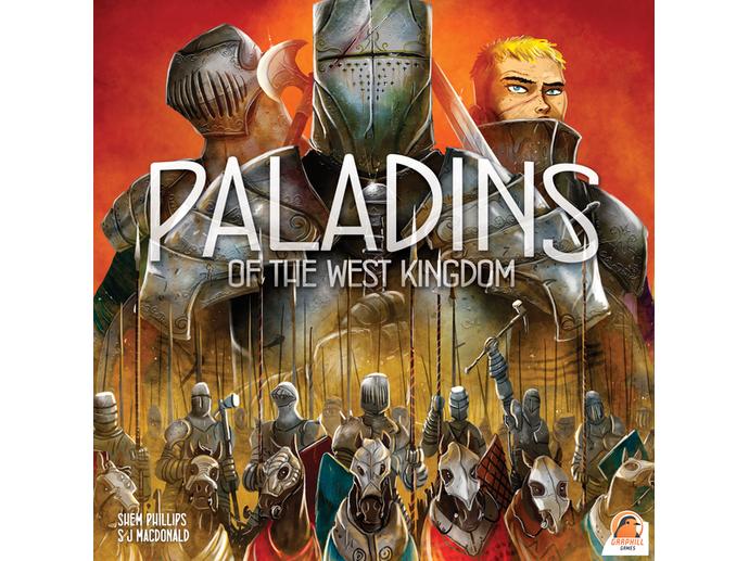 西フランク王国の聖騎士(Paladins of the West Kingdom)