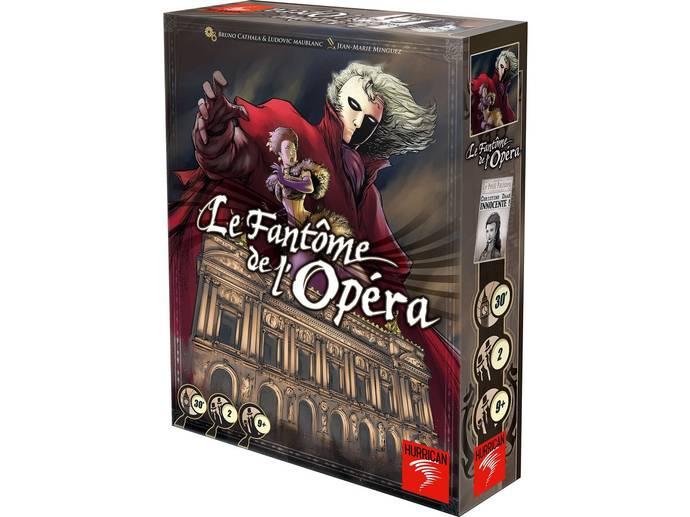 オペラ座の怪人(Le Fantôme de l'Opéra)