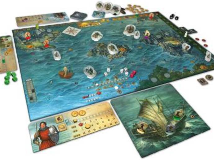 アンドールの伝説:北方への旅立ち(Legends of Andor: Journey to the North)
