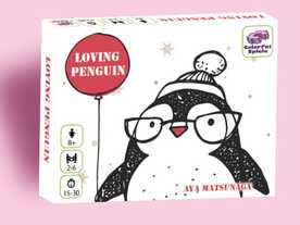 Loving Penguin