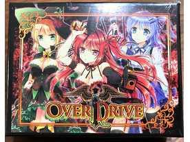 OVER DRIVE(ゲムマ版)