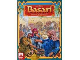 バサリ カードゲーム