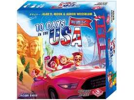 10DAYS IN THE USA 日本語版