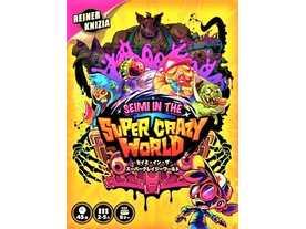 セイミ・イン・ザ・スーパークレイジーワールド