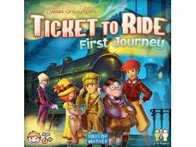 チケットトゥライド(乗車券):ファーストジャーニー(Ticket to Ride: First Journey (U.S.))