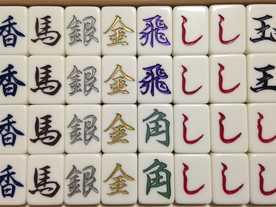 ごい牌 / 三角ごいた / ごいたろう(Goipai / Sankaku Goita/ Goitarou)