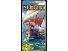 世界の七不思議:艦隊(7 Wonders: Armada)