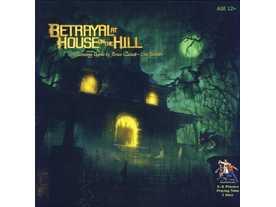 丘の上の裏切者の館(Betrayal at House on the Hill)