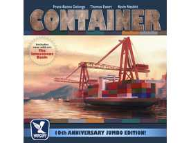 コンテナ:10周年ジャンボエディション(Container: 10th Anniversary Jumbo Edition!)