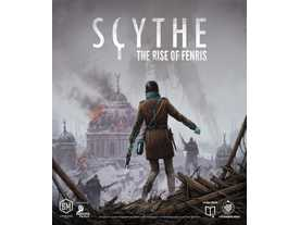 サイズ -大鎌戦役-:ザ・ライズ・オブ・フェンリス(拡張)(Scythe: The Rise of Fenris)
