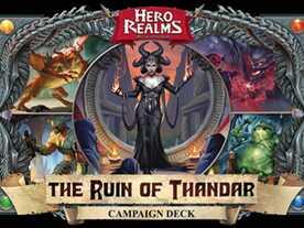 ヒーローレルムズ:ルインオブタンダー(Hero Realms: The Ruin of Thandar Campaign Deck)