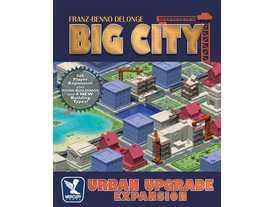 ビッグシティ:20周年記念版 拡張セット(Big City: 20th Anniversary Jumbo Edition – Urban Upgrade)