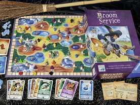 ブルームサービス(Broom Service)