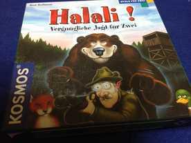 タリーホー! / ハラリ(Tally Ho! / Halali!)