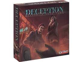 ディセプション ー香港殺人事件ー(Deception: Murder in Hong Kong)