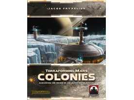 テラフォーミングマーズ:コロニー(Terraforming Mars: Colonies)