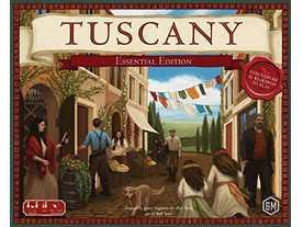 ワイナリーの四季:トスカーナ(拡張)(Tuscany Essential Edition)