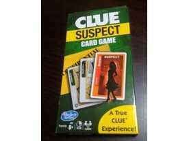 クルー・サスペクト(Clue Suspects)
