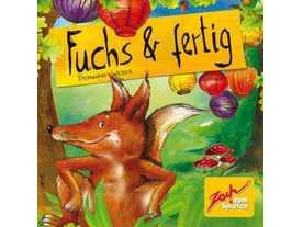 きつねのパーティ / 大きさ比べ(Fox's Party / Fuchs & fertig)