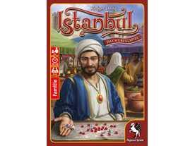 イスタンブール:ダイスゲーム(Istanbul: Das Würfelspiel)