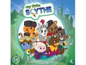 マイ・リトル・サイズ(My Little Scythe)